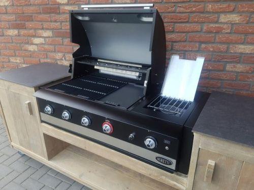 Boretti barbecue 1