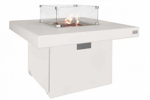 Vuurtafel Easy fires Milano vierkant 1