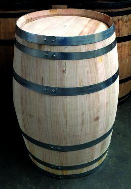 Nieuwe vaten van kastanje hout 1