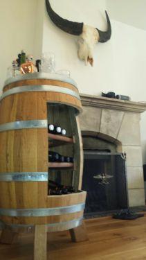 Wijnkast van wijnvat 6