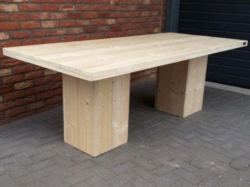 28623 tafel blokpoot 1
