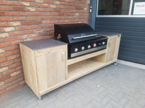 Boretti barbecue meubel