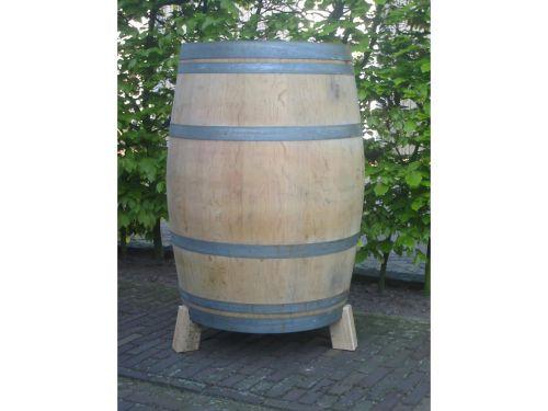 Onderzetters wijnvat/regenton