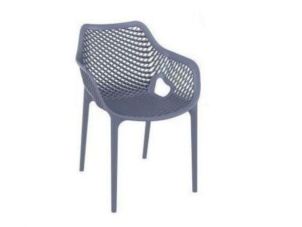Kunststof tafel stoelen